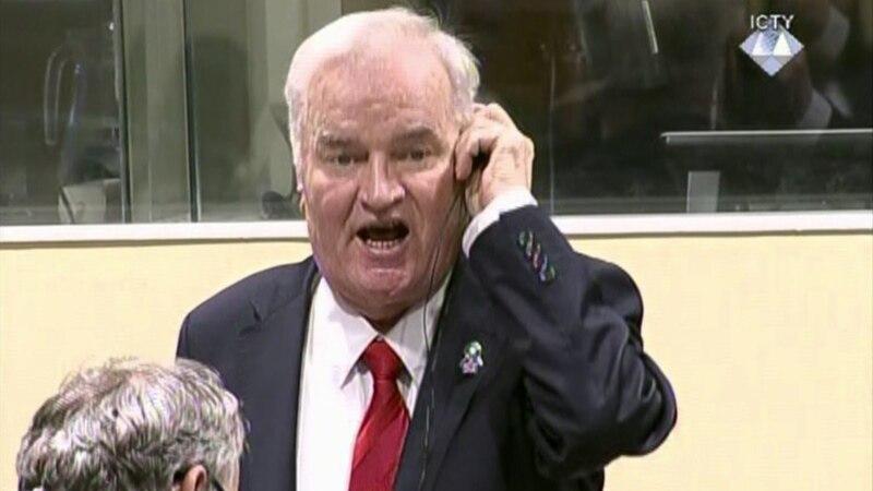 Ռադկո Մլադիչը («Բոսնիայի դահիճ») դատապարտվեց ցմահ ազատազրկման