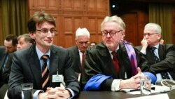 ICJ မွာ ျမန္မာဘက္က လိုက္ပါေဆာင္ရြက္မယ္႔ ေ႐ွ႕ေန ဘယ္သူလဲ