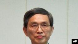 台湾经济部长 施颜祥