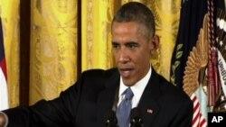 """美國總統奧巴馬說﹕""""我的首要目標是在最後兩年為美國人民盡量多做一些事情。"""""""
