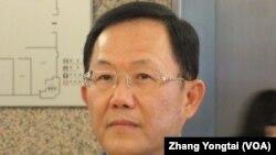 台湾国民党立委 丁守中
