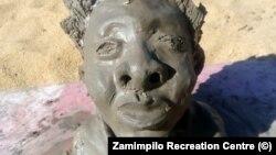 Isithombe somdaka esibunjwe ngabafundi eZamimpilo Recreation Centre koMbimba, ePlumtree.