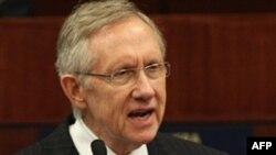 Thượng nghị sĩ Reid nói phái đoàn sẽ gặp các giới chức chính phủ, thăm các địa điểm đầu tư của Mỹ và những dự án năng lượng sạch của Trung quốc