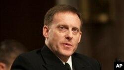 美国国家安全局兼美军网络指挥部负责人麦克.罗杰斯上将(资料照片)