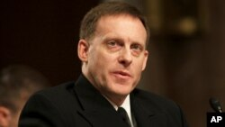 امریکی سائبر سکیورٹی کمان کے سربراہ (فائل)
