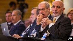 رئیس جمهور افغانستان در نشست امنیتی مونیخ در مورد وضعیت افغانستان سخنرانی کرد.