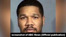 Nghi phạm Julius Trotter, ảnh do Sở Cảnh sát Đô thị Las Vegas công bố hôm 7/6/2018.