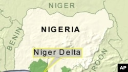 Nigerian Army Says Insecurity in Niger Delta is Over