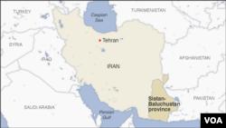 د سیستان بلوچستان ایالت اکثریت اوسیدونکي سني مذهبي بلوڅان دي.