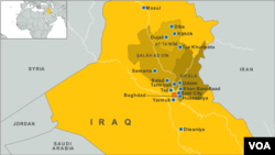 Explosions Across Iraq, July 23