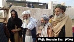 Afghan Refugees Camp in Islamabad