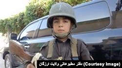 از اول سال جاری از جلب و جذب ۶۳ طفل زیر سن به صفوف پولیس ملی جلوگیری شده استږ