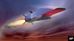 Phi cơ siêu thanh Waverider