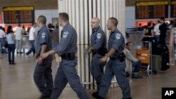 Επιπρόσθετα μέτρα ασφάλειας στο αεροδρόμιο του Τελ Αβίβ