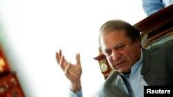Najverovatniji novi premijer Pakistana Navaz Šarif