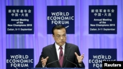 中國總理李克強(資料圖片)