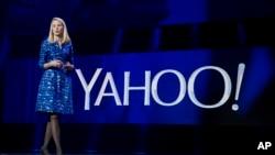 ماریسا میئر رئیس و مدیر اجرای شرکت خدمات اینترنتی یاهو - آرشیو