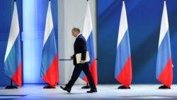 資料照:俄羅斯總統普京