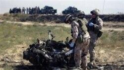 هشت سرباز ناتو در افغانستان کشته شدند