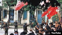 ၁၉၈၈ စစ္တပ္အာဏာသိမ္းစဥ္