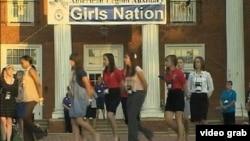 Ngày đại hội Girls Nation