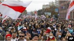 Годовщина фальсификации президентских выборов в Беларуси