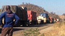 Namibe: Camionsitas irritados com interdições - 1:55