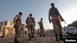 د دغه برید مسولیت د بلوچستان بیلتون پالې ډلې اخیستی