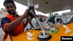 The Indian government has moved to reduce fuel subsidies as oil prices have gone down.