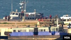 Estados Unidos no permite, actualmente, servicios de ferry a Cuba, país de gobierno comunista.