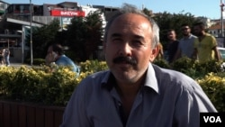 Mustafa, an AK Party supporter, believes the Istanbul defeat is a sign President Recep Tayyip Erdogan and the AKP has lost its way. (D. Jones/VOA)
