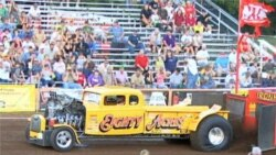 Tractor Pulling Emerges as Popular US Sport