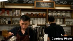 Usaha makan-minum seperti kedai kopi diharapkan berinovasi dalam pemulihan ekonomi pasca COVID-19. (Sumber: Kemenparekraf)