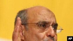 엔나흐다 당이 총리 후보로 지원하는 하마디 제발리 사무총장