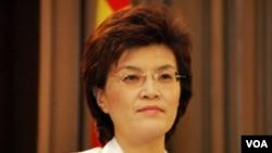 Juru bicara Kementrian Luar Negeri Tiongkok, Jiang Yu