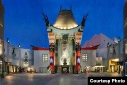 好莱坞TCL中国戏院外观(PR Courtesy photo)