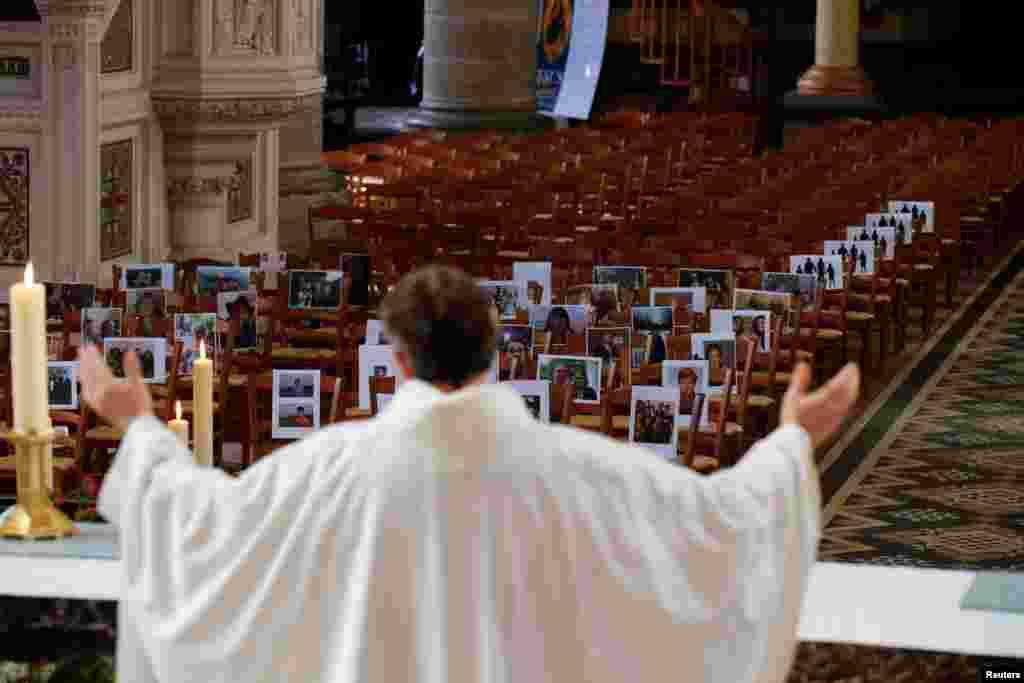ლოცვა პანდემიის დროს - საფრანგეთი