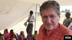 Richard Holbrooke prilikom jednog boravka u Pakistanu