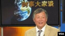 中国民主运动海外联席会议主席魏京生