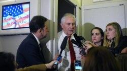 ကန္ဝန္ႀကီး Tillerson ဥေရာပခရီး၊ လန္ဒန္ ကိုအရင္ဆံုးသြားမည္