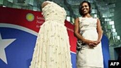 Mišel Obama poklonila inauguralnu haljinu muzeju