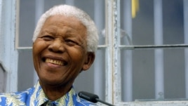 Nelson Mandela, 94, shown in a file photo -  South Africa medical expert announced that Mandela was being treated for a recurring lung infection