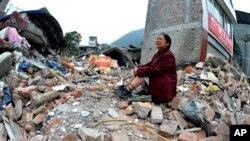 دغه چارواکي وائي چې داتوار په ورځ راغلې زلزله کې ١٨٠٠ کسان ژوبل شوي هم دي اؤ امدادي کارکوونکي اوس هم دورکو شوؤ خلکو لټه کوي.