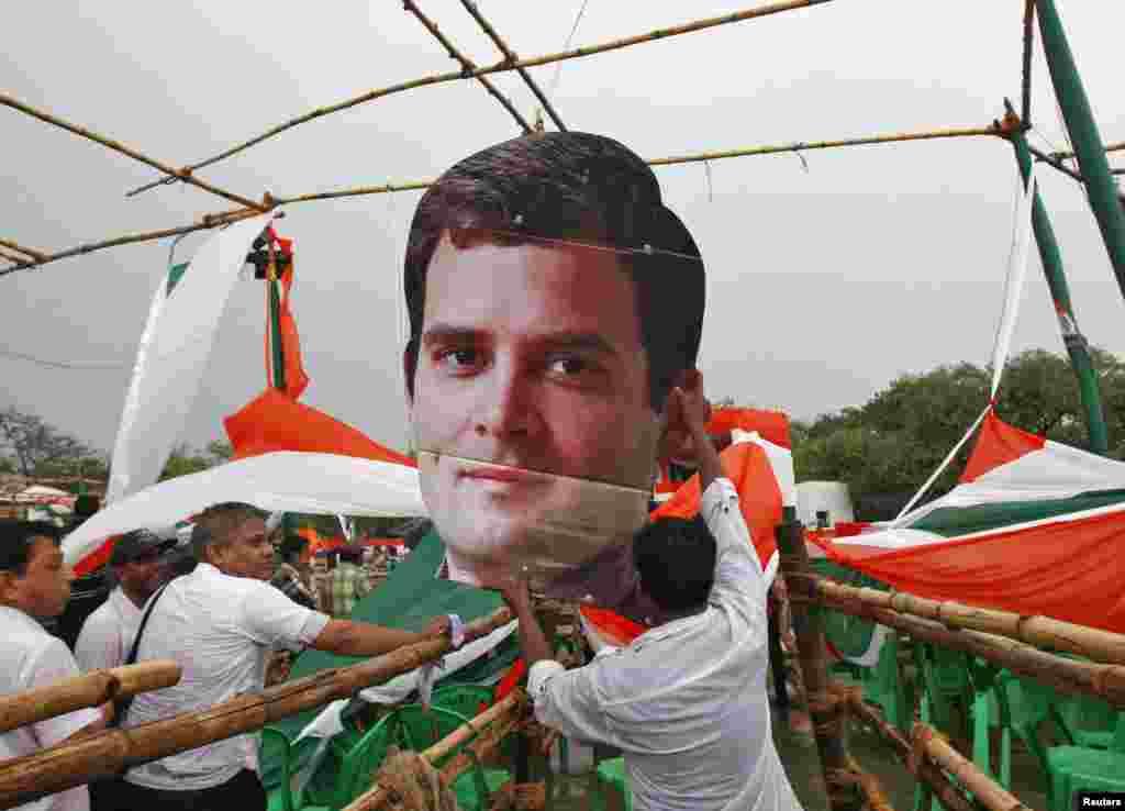 اپریل کی سات تاریخ کو بھارتی الیکشن شروع ہوں گے جو 12 مئی تک جاری رہیں گے۔