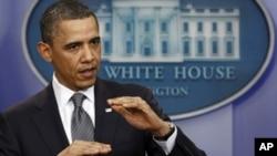 奧巴馬正努力避免聯邦政府關門。