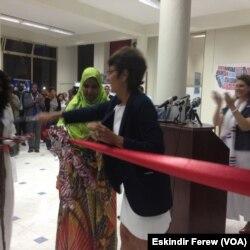 Jidduu-Gala kana ambasaaddera Amerikaatti eebbisiise
