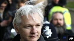 Sáng lập viên WikiLeaks Julian Assange