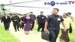 Manchetes Mundo 2 Novembro 2017: Aung San Suu Kyi visita Rohingyas