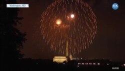 Amerika Bağımsızlığın 245. Yılını Kutladı