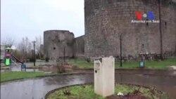Diyarbakırlı Şair Ahmed Arif'in Büstüne Saldırı